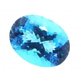 Topaze bleu Swiss