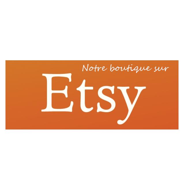 Notre boutique sur ETSY