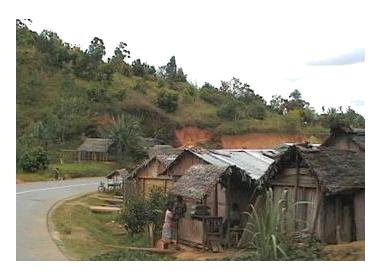La route des saphirs à Madagascar