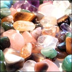 Les pierres taillées au tonneau