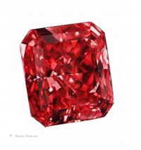 Vente exceptionnelle de 4 diamants rouges
